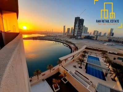 1 Bedroom Flat for Rent in Al Reem Island, Abu Dhabi - Amazing Canal View| Luxury Spacious Modern Layout