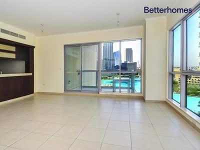 شقة 2 غرفة نوم للايجار في وسط مدينة دبي، دبي - Full Fountain View | 2 Bed 2.5 Bath | View today