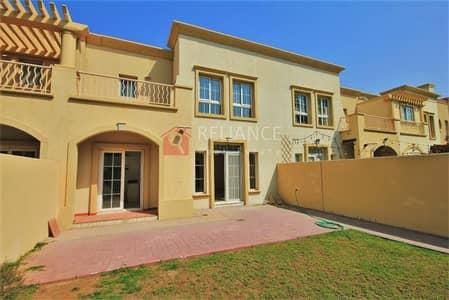 فیلا 3 غرف نوم للايجار في الينابيع، دبي - Type 3M - 3 Bedrooms + Study - Back to Back Villa.