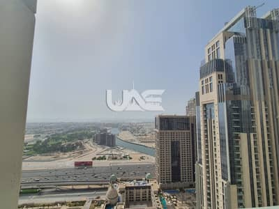 2 Bedroom Apartment for Rent in Business Bay, Dubai - Full Sea View | High Floor | Premium  Unit | Burj Khalifa View