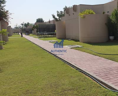 3 Bedroom Villa for Rent in Jumeirah, Dubai - 3BH Swimming PoolPrivate Garden