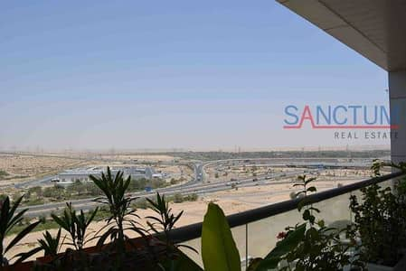 2 bedroom Apartment | balcony with unobstructed view