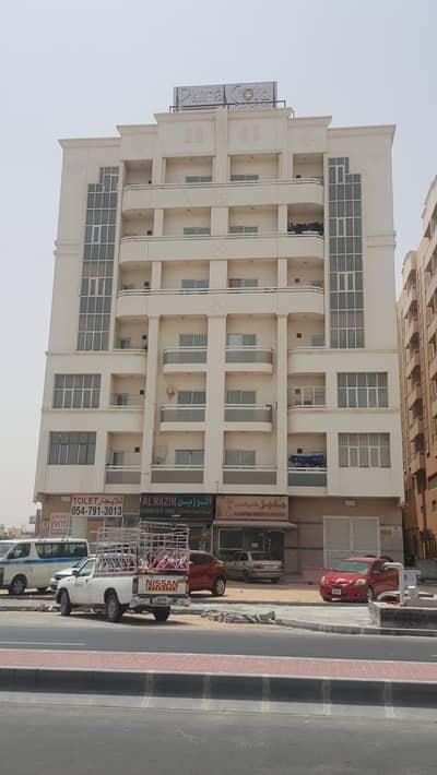 فلیٹ 1 غرفة نوم للايجار في الحميدية، عجمان - NO COMMISSION READY TO MOVE IN  17k RENT NEGOTIABLE. .