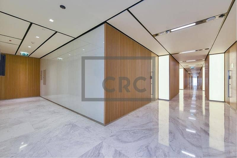 14 Fully Fitted | Luxury Office | For Rent | DIFC