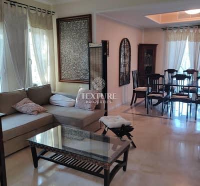 فیلا 3 غرف نوم للايجار في الينابيع، دبي - Fully Furnished | Bright & Spacious | 3 Bed+Study