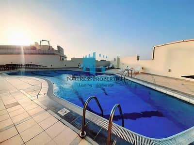 شقة 4 غرف نوم للايجار في شارع السلام، أبوظبي - Private Sanctuary & Huge   4BR + Maids & Balcony   Pool & GYM
