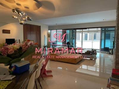تاون هاوس 4 غرف نوم للبيع في شاطئ الراحة، أبوظبي - LUXURY 4B+MAIDS TOWNHOUSE | HIGH QUALITY APPLIANCES | SMART LAYOUT
