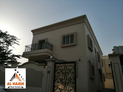 6 Bedroom Villa for Sale in Al Rawda, Ajman - For sale, personal finishing villa at a special price, the Rawda area in Ajman, with the possibility of bank, cash or housing financing