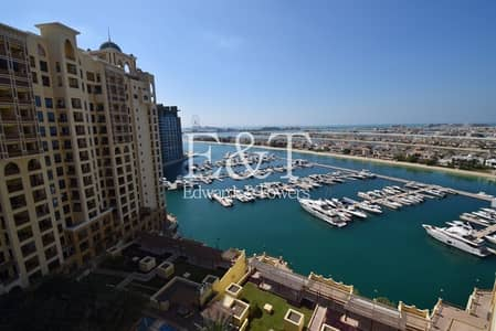 2 Bedroom Flat for Sale in Palm Jumeirah, Dubai - High Floor   Sunset View   Vacant Soon   Type D