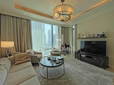 1 Bedroom Flat for Rent in Downtown Dubai, Dubai - Natrually Bright / Prestigious Living .