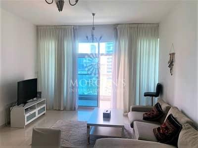 شقة 2 غرفة نوم للبيع في دبي مارينا، دبي - 2BR+maid/Full Marina View/Furnished/Rented