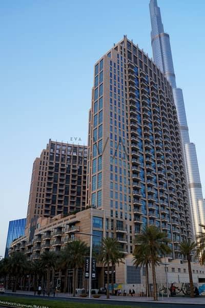فلیٹ 1 غرفة نوم للايجار في وسط مدينة دبي، دبي - Spacious Well Maintained | Fountain n Opera View
