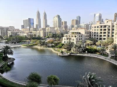 Studio for Rent in The Views, Dubai - Fully Furnished| STUDIO| Classic Lake View| Ready to Move