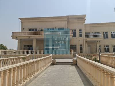 Studio for Rent in Khalifa City A, Abu Dhabi - BEAUTIFULL BIG  STUDIO WITH HUGE TERRACE