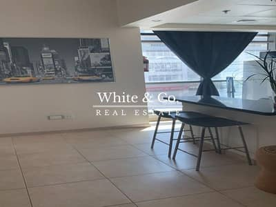 Studio for Rent in Dubai Marina, Dubai - Furnished | Available July | Chiller free