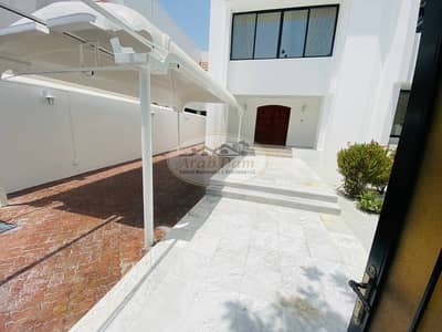 """6 Bedroom Villa for Rent in Al Khalidiyah, Abu Dhabi - """"Good Deal!! Classic and Spacious Villa For Rent   Well Maintained   Flexible Payment   Khalidiyah """""""