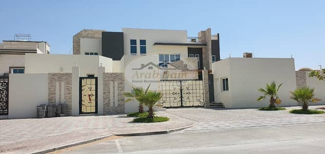 5 Bedroom Villa for Sale in Shakhbout City (Khalifa City B), Abu Dhabi - New Villa For sale / Shakhbout City  / VIP / 5 master Room wit cabinets/ Near Karam Al Sham Restaurant/ Good Location