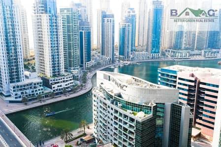 1 Bedroom Flat for Rent in Dubai Marina, Dubai - Full Marina View l Fully Furnished