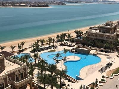 فلیٹ 3 غرف نوم للايجار في نخلة جميرا، دبي - FULL Sea view|Largest Layout|3 Bed Plus Maids|Move in now