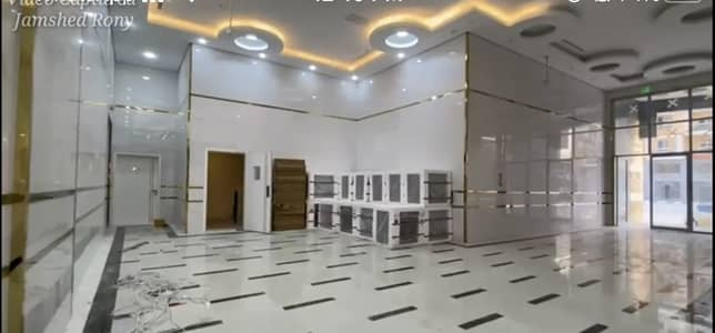 2 Bedroom Flat for Rent in Al Mowaihat, Ajman - Spacious 2bhk with 3 bathroom in brand new buildng available for rent in 35000 yearly rent