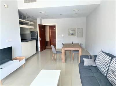 فلیٹ 1 غرفة نوم للايجار في قرية جميرا الدائرية، دبي - Fully Furnished | Unique layout | Ready to Move in