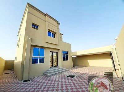 4 Bedroom Villa for Sale in Al Zahia, Ajman - For sale a new villa at an attractive price