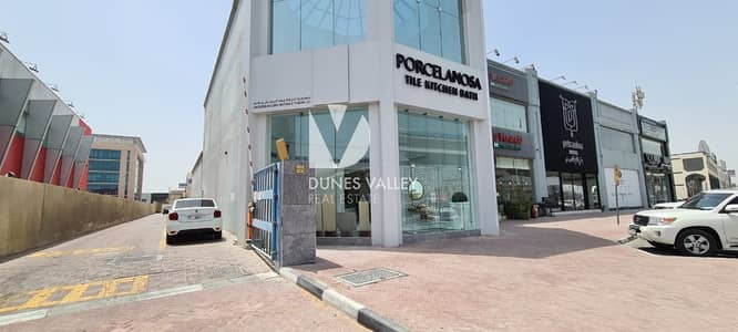 ارض تجارية  للبيع في شارع الشيخ زايد، دبي - Commercial Land | Sheik Zayed Main Road | Corner Plot