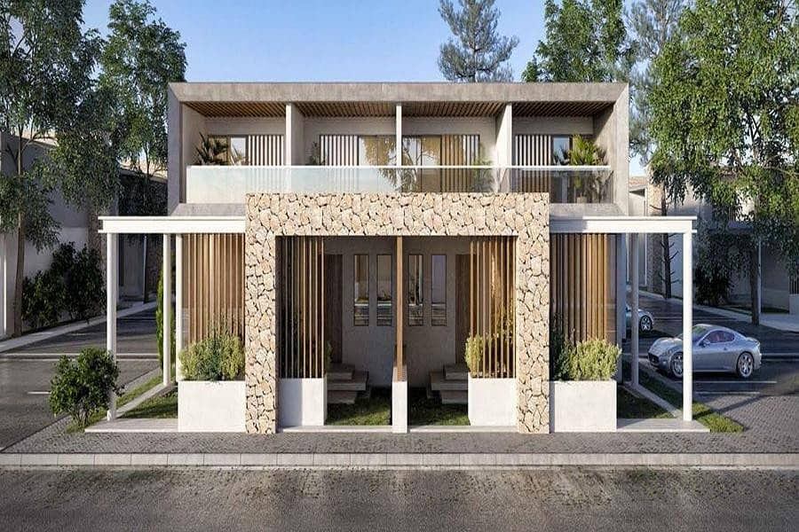 2 Get your own modern townhouse unit for 5k monthly only!!!!!