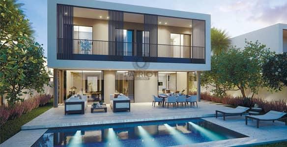 4 Bedroom Villa for Sale in Tilal Al Ghaf, Dubai - Resort Living Reinvented   Live in Harmony III