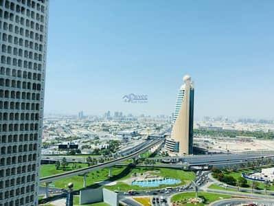 شقة 2 غرفة نوم للايجار في مركز دبي التجاري العالمي، دبي - LOWEST RENT -Luxuary 2Br Duplex Apartment with MAID and Balconey