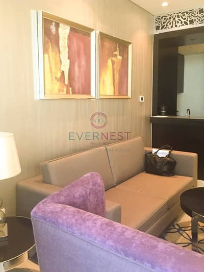 1 Bedroom Apartment for Rent in Downtown Dubai, Dubai - Stunning 1BR   Fully Furnished I Closed to Mall