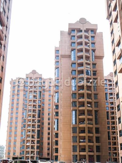 فلیٹ 2 غرفة نوم للايجار في النعيمية، عجمان - شقة في أبراج النعيمية النعيمية 2 غرف 28000 درهم - 5215147