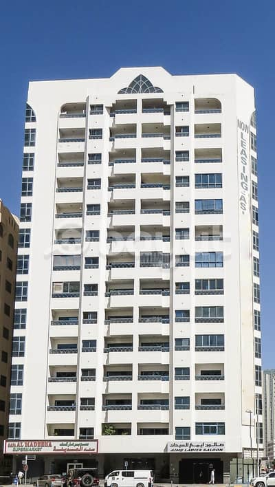 2 Bedroom Apartment for Rent in Al Majaz, Sharjah - Hot deal ! Apartment Central Air Conditioning in Very Well Maintained Building