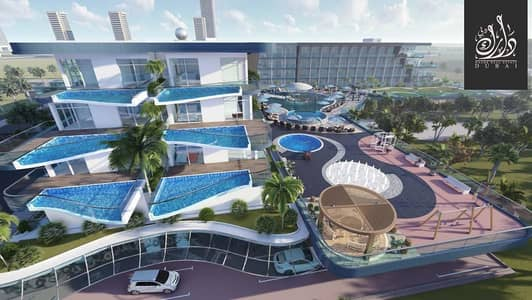 1 Bedroom Flat for Sale in Dubai Studio City, Dubai - 1 bedroom apartment with Cheap Monthly Payment  plan!