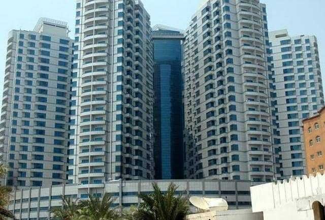 GOOD INVESTMENT IN 1 BEDROOM HALL FALCON TOWER AJMAN