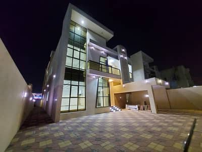 6 Bedroom Villa for Sale in Al Rawda, Ajman - The finest villas in Ajman And high quality of finishes And large areas