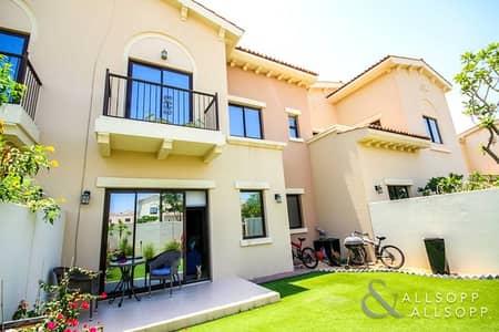 فیلا 3 غرف نوم للايجار في ريم، دبي - 3 Beds Plus Maids   Single Row   Type 3M