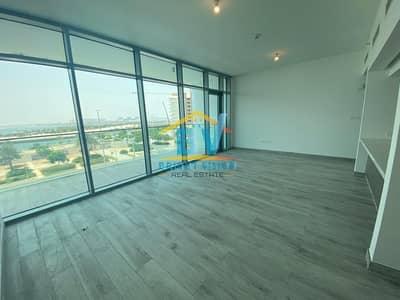 2 Bedroom Flat for Rent in Al Raha Beach, Abu Dhabi - Brand New 2bhk  Sea View Apartment   Maids   Balcony   Facilities