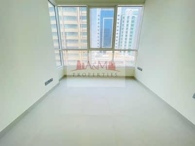 فلیٹ 2 غرفة نوم للايجار في منطقة النادي السياحي، أبوظبي - FIRST TENANT. : Two Bedroom Apartment with Balcony & Basement parking for AED 65