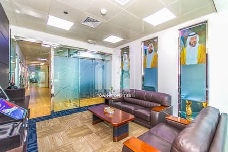 Office for Rent in Al Nahyan, Abu Dhabi - Prime Business Center Location! Lease Now! Affordable Offices!