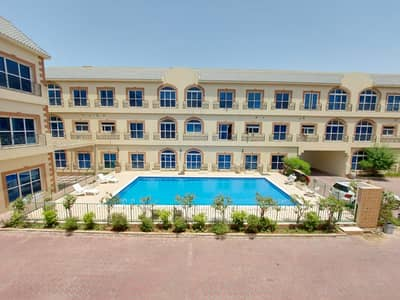 5 Bedroom Villa for Rent in Mirdif, Dubai - OUT CLASS 5 BEDROOM COMPOUND G+2 VILLA  IN 95K MAID +BIG STORE +POOL  IN MIRDIF