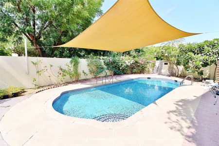 4 Bedroom Villa for Rent in The Meadows, Dubai - Fully Upgraded -  Private Pool  - Type 2