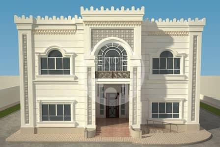 6 Bedroom Villa for Sale in Al Shamkha South, Abu Dhabi - Brand New! Spacious Villa with extension