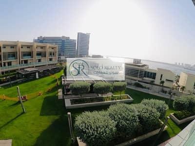 شقة 4 غرف نوم للايجار في شاطئ الراحة، أبوظبي - BEST OFFER | 4 BR +MAID Sea