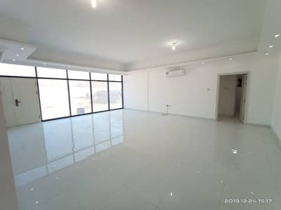 2 Bedroom Apartment for Rent in Shakhbout City (Khalifa City B), Abu Dhabi - BRAND NEW LUXURY 2BHK WITH HUGE LIVING ROOM WITH GOOD BALCONY FIRST FLOOR OF VILLA NEAR BY MAFRAQ AT KCB 4500 MONTHLY AND 54K