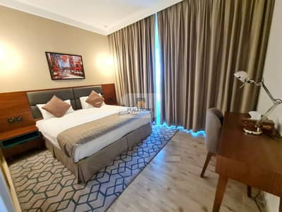 2 Bedroom Apartment for Sale in Jumeirah Village Circle (JVC), Dubai - READY TO MOVE | COMPLETELY FURNISHED | 2BR WITH BALCONY | MUST OWN