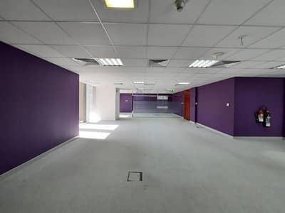 مکتب  للايجار في شارع الشيخ زايد، دبي - Partitioned   Spacious Open Lay-out   Near Metro