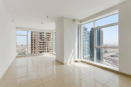 فلیٹ 2 غرفة نوم للايجار في أبراج بحيرات الجميرا، دبي - High floor Available from August Maid's room