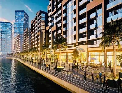 Shop for Sale in Meydan City, Dubai - A profitable investment commercial store in Sheikh Mohammed Bin Rashid City, 10% documented return on investment!!!!