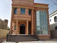 4 bedroom villa for rent in al Rawda 2 Ajman